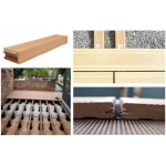 Silvadec Emotion board 138x23x4000 mm. TEAK